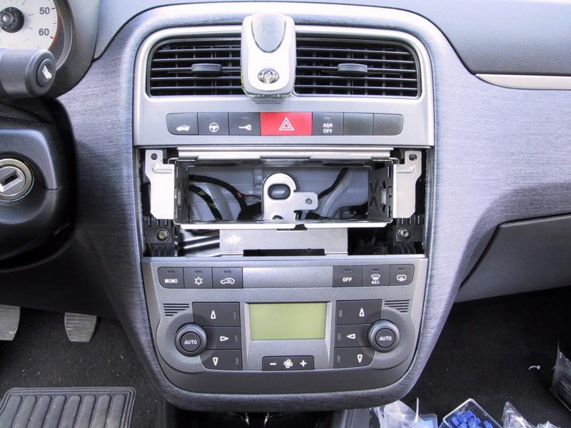 autoradio fiat grande punto